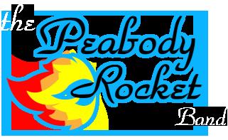 The Peabody Rocket Band Logo